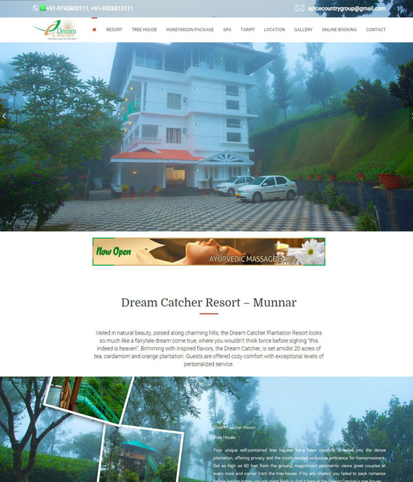 Dream Catcher Resort