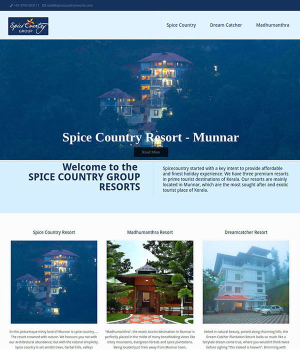 Spice Country Resort